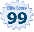 Bike Score of 3145 West Palmer Square Chicago IL 60647