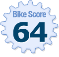 Bike Score of 360-City-Centre-Dr-Mississauga-ON-L5B-0C3-Canada