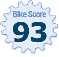Bike Score of 6257 North Greenview Avenue Chicago IL 60660
