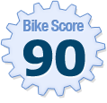 Bike Score of 847 West Monroe Street Chicago IL 60607