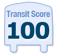 Transit Score of 600 North Dearborn Street Chicago IL 60654