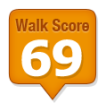 Walk Score of 2143 North Nordica Avenue Chicago IL 60707