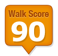 Walk Score of 3145 West Palmer Square Chicago IL 60647