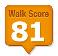 Walk Score of 360-City-Centre-Dr-Mississauga-ON-L5B-0C3-Canada