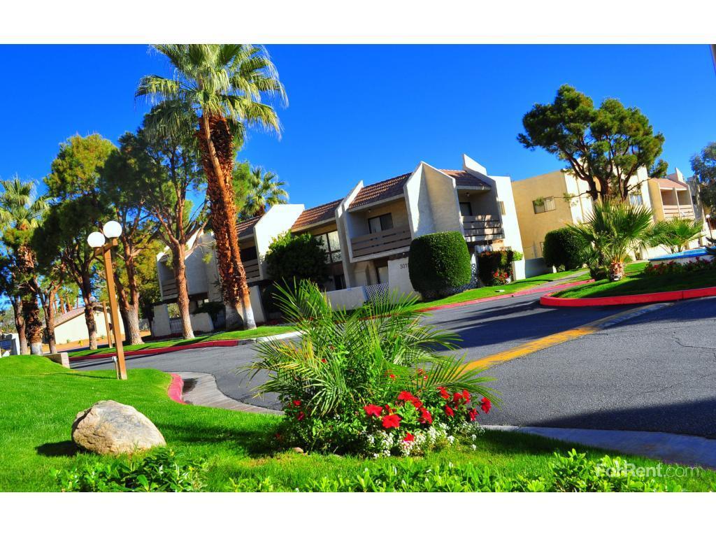 San Jacinto Apartments Palm Springs
