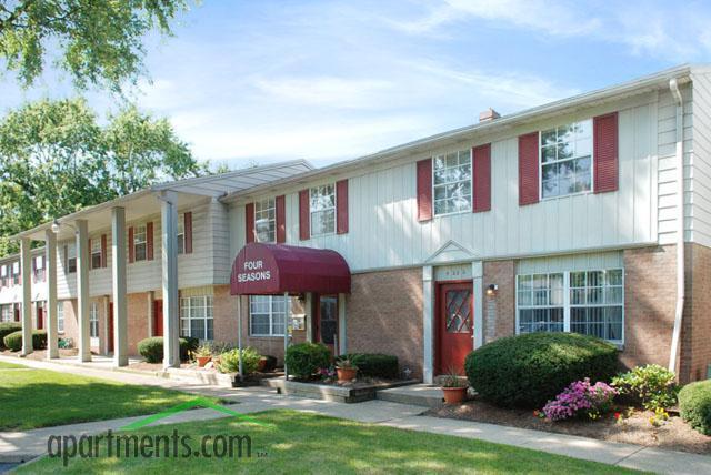 Four Seasons Apartments, Austintown OH - Walk Score