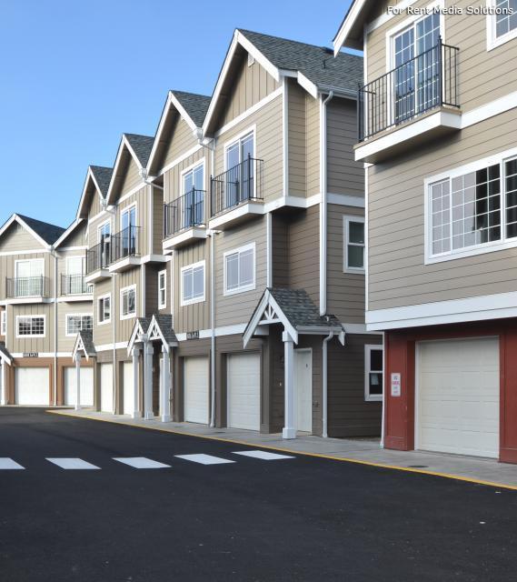 Gregory Cove Apartments: Miller Creek Court Apartments, Burien WA