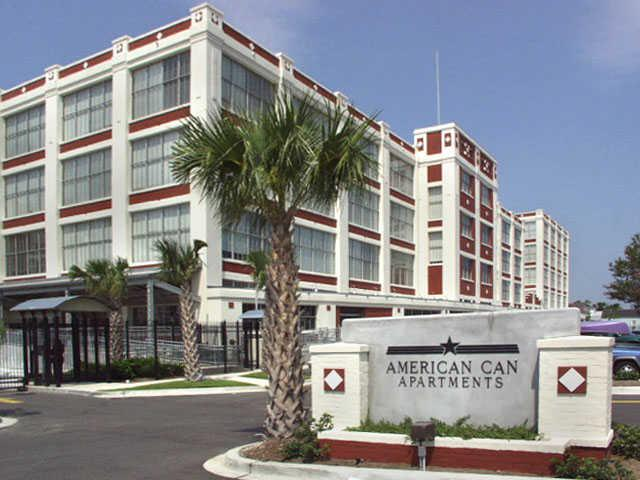 American Can Apartments New Orleans La Walk Score