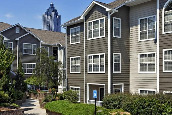 Prato At Midtown Apartments Atlanta Ga Walk Score