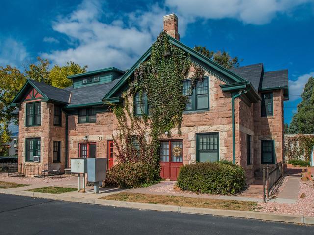 Cascade Park Apartments Colorado Springs Co Walk Score