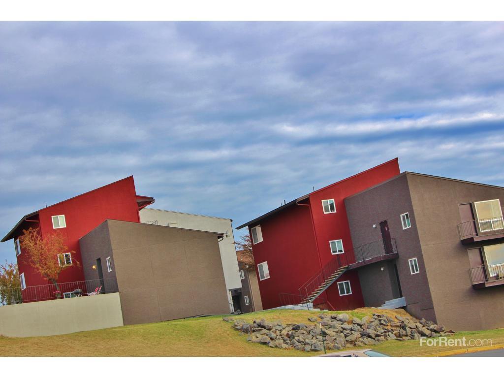 Cougar Ridge Apartments, Pullman WA - Walk Score