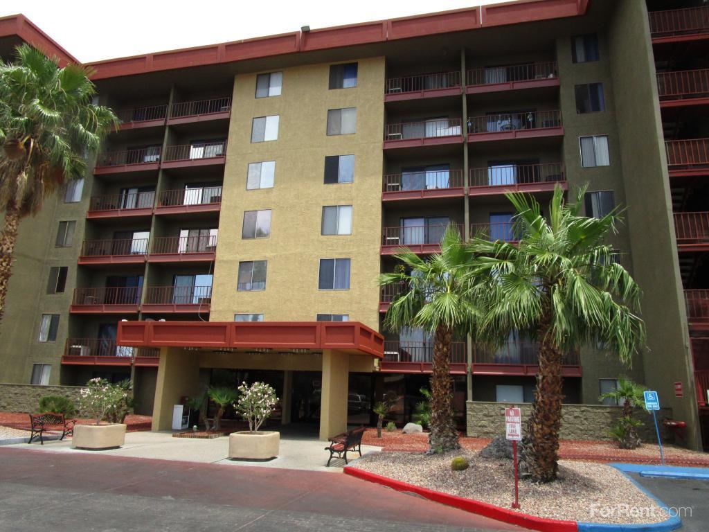 Park Terrace Jen Tao Vegas Apartments Paradise Nv Walk