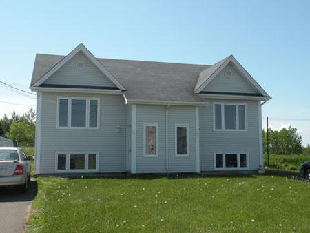 444 Louis Street - These two duplex buildings each have two 3 Bedroom homes
