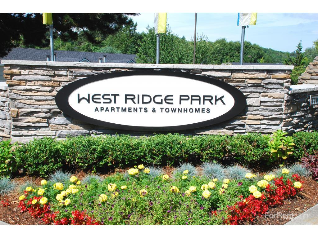west ridge park apartments has a walk score of 42 out of 100 this