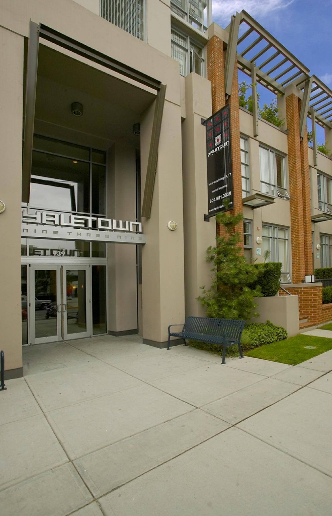 Yaletown 939 Apartments Vancouver Bc Walk Score