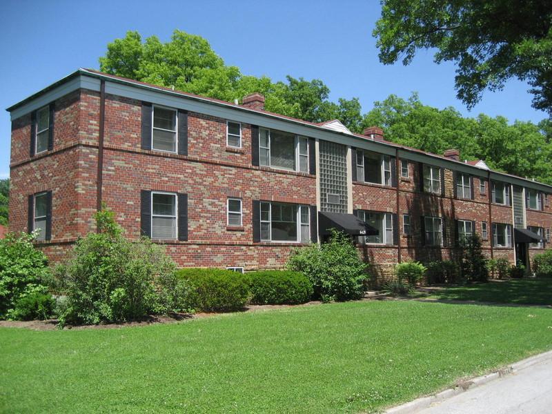 Francis Park Apartments St Louis