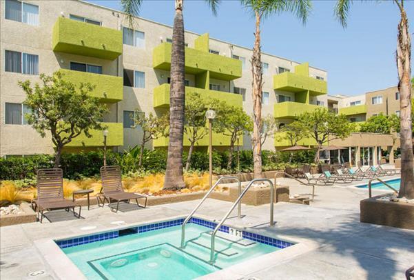 Hampshire Place Apartments Los Angeles Ca