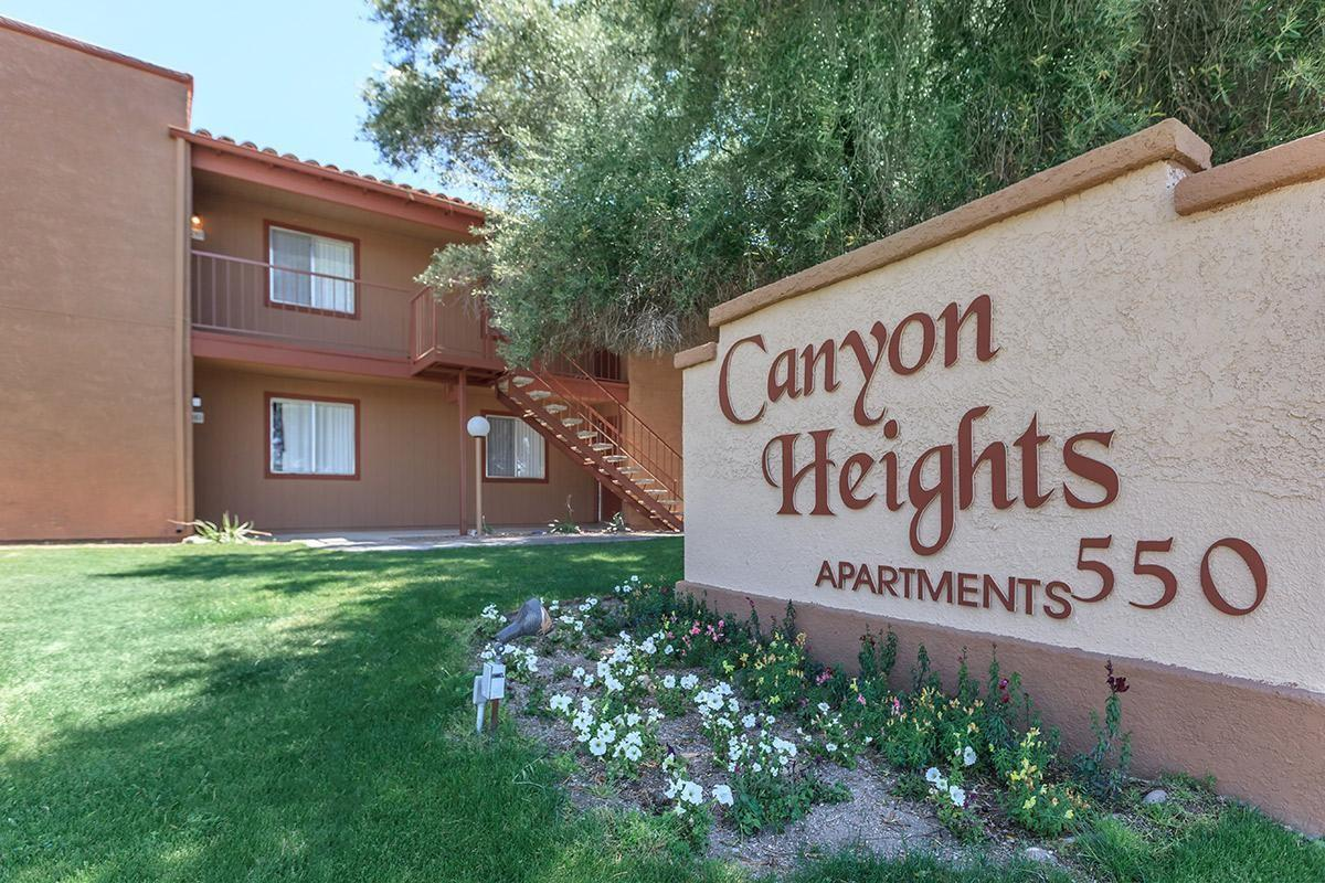 Canyon Heights Apartments photo #1