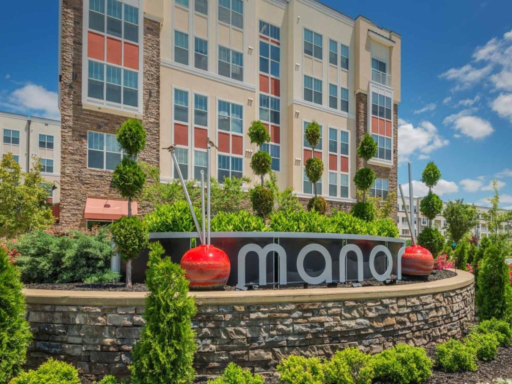 Manor Six Forks Apartments photo #1