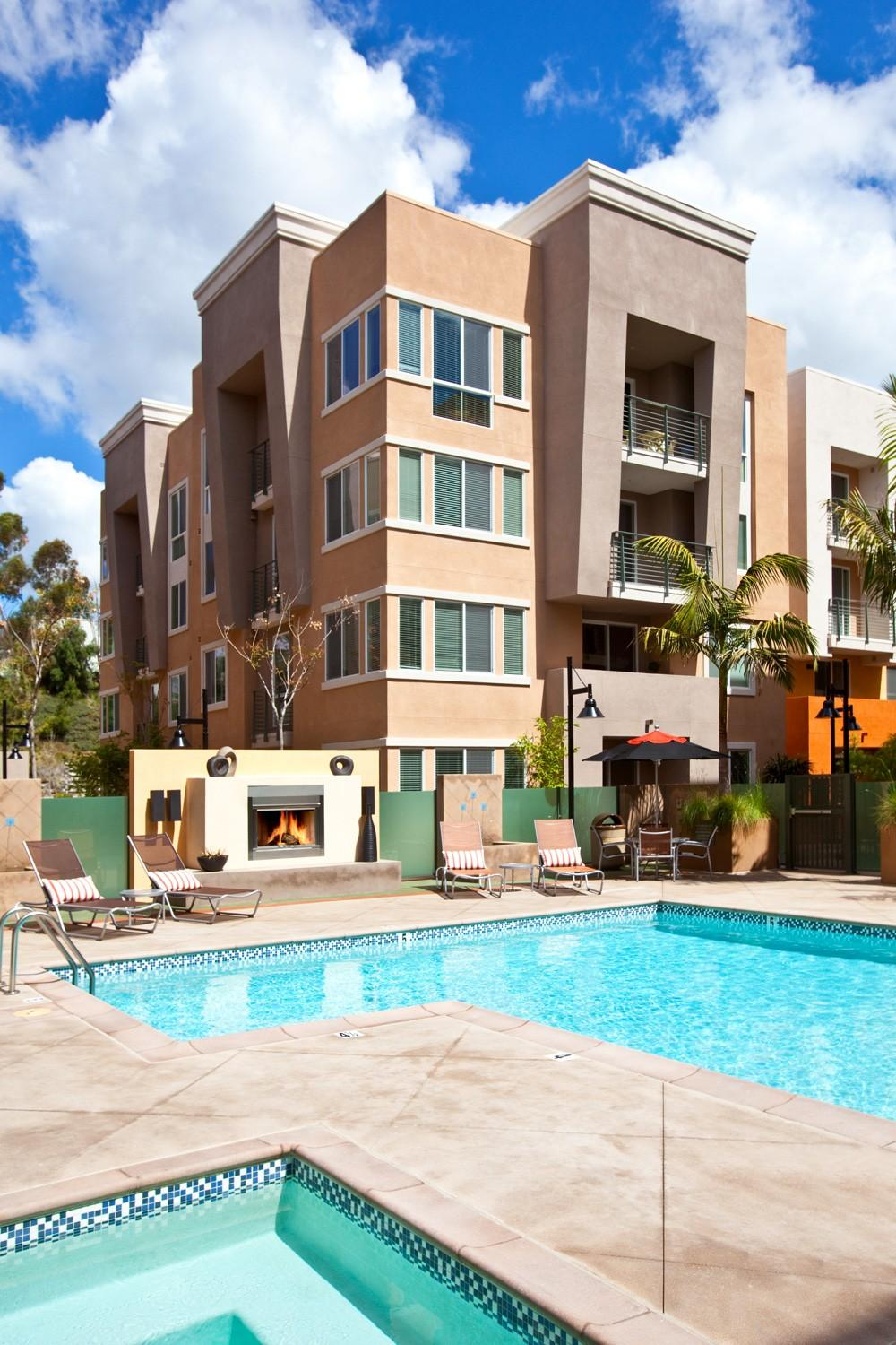 Alterra at Grossmont Trolley Apartments photo #1