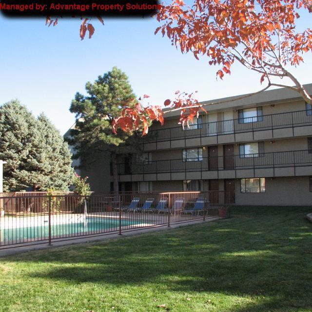 Las Villas De Valencia (SE) Apartments, Albuquerque NM