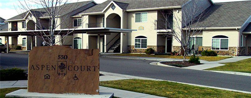 Aspen Court Apartments photo #1