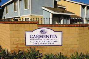 Carmenita Townhomes Apartments, South Whittier CA - Walk Score