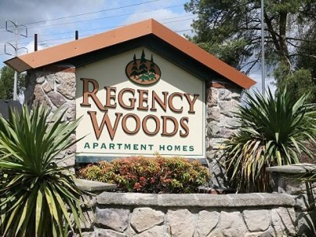 Regency Woods Apartments photo #1