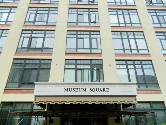Museum square apartments lawrence ma walk score for Swimming pool center lawrence ma