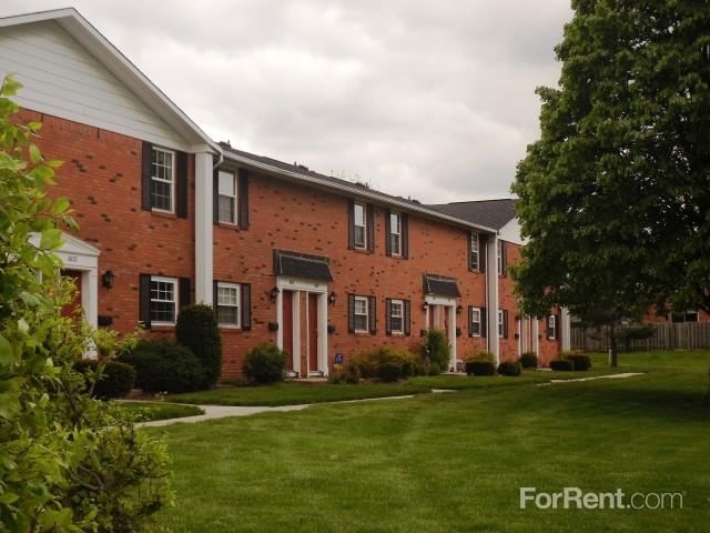 Carriage house east apartments of indianapolis indianapolis in walk score for Carriage house garden apartments