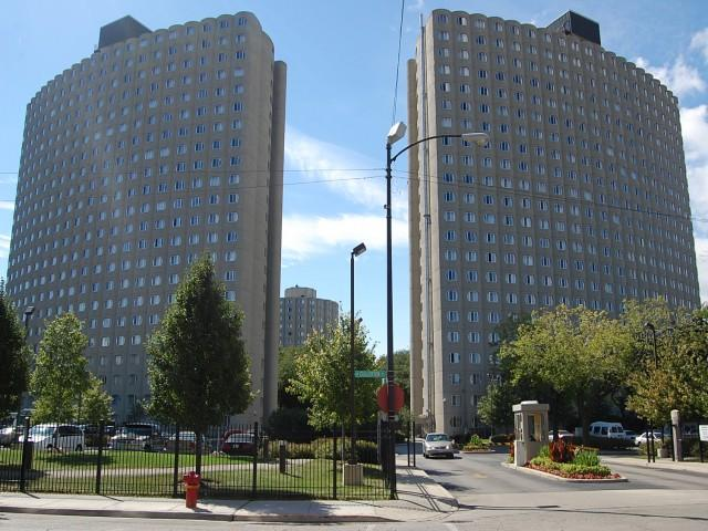 Hilliard Towers Family Apartments photo #1