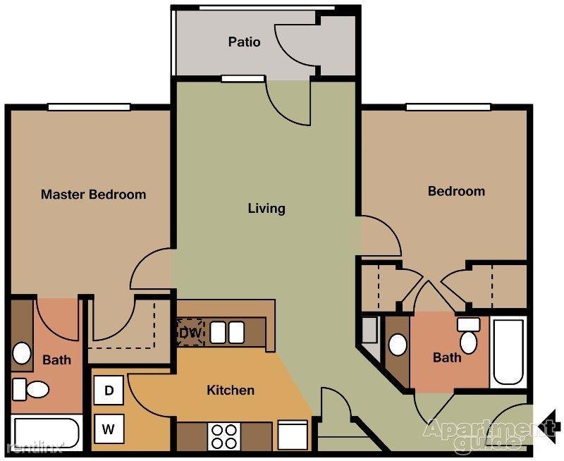 Heather Ridge Apartments Nc