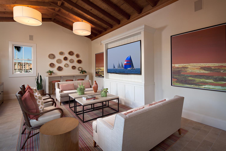 The Villas at Bair Island Marina Apartments photo #1
