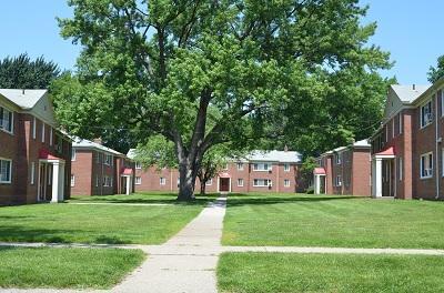 Kenwood Gardens Apartments Toledo Ohio