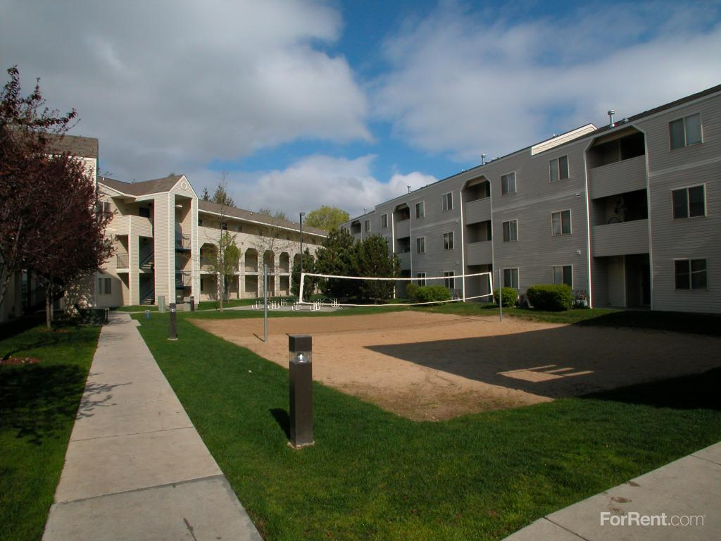 park village apartments, boise city id - walk score