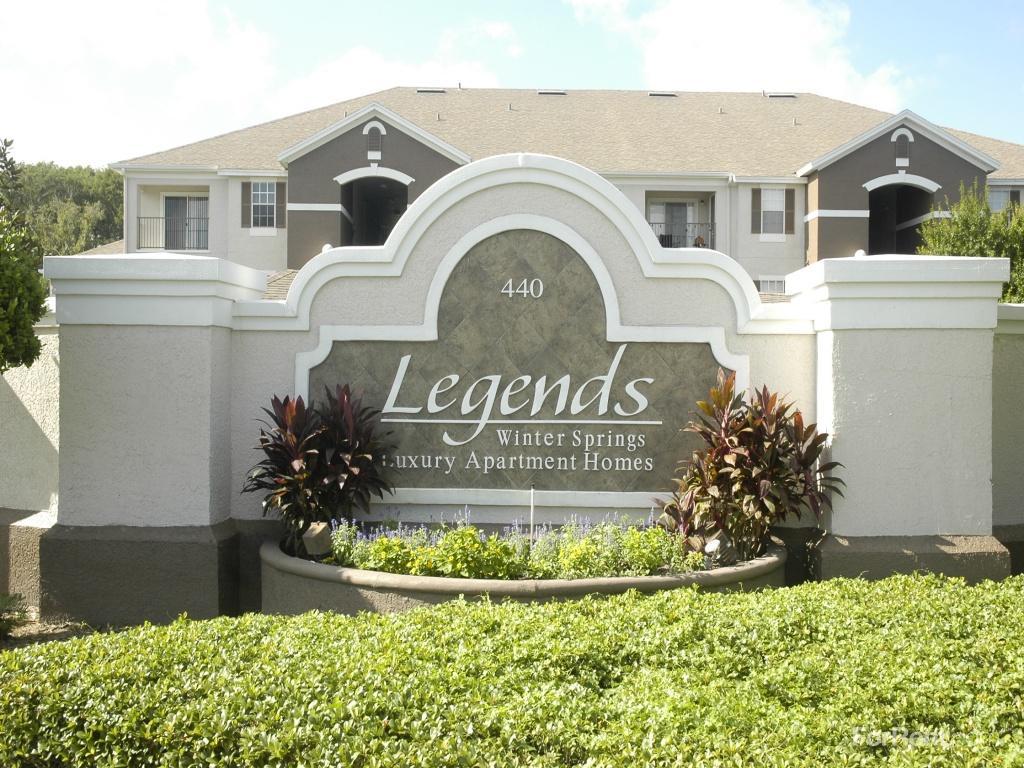 Legends Apartments Winter Springs Fl