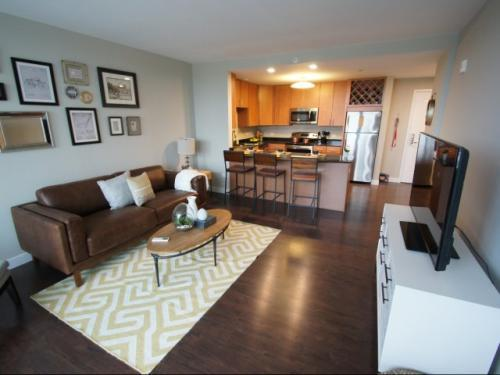 One Arlington Apartments Photo #1