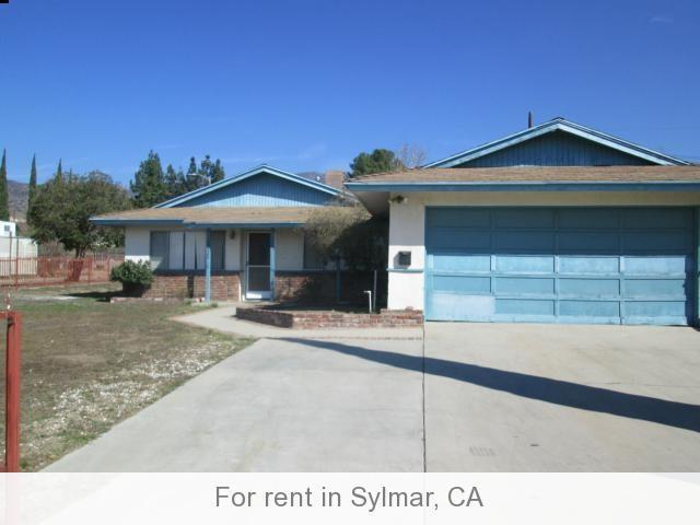 Homes For Rent In Sylmar Ca