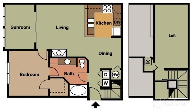 Save Money With Your New Home - Raleigh. $995/mo Apartments photo #1