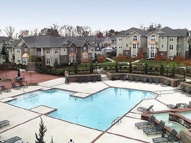Brookstone Apartments, Charlotte NC - Walk Score