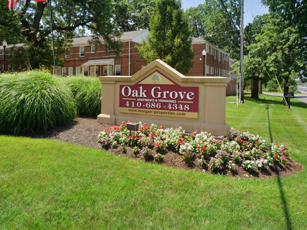 Oak Grove Apartments & Townhomes photo #1