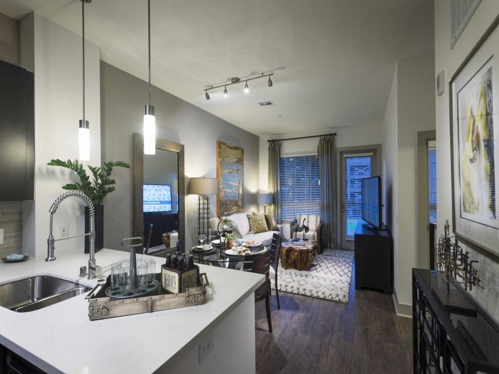 Hanover Grand Avenue Apartments Los Angeles CA Walk Score