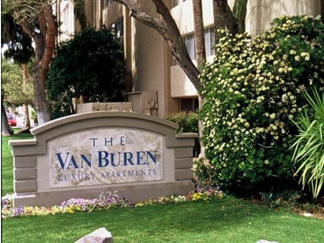Van Buren Apartments photo #1
