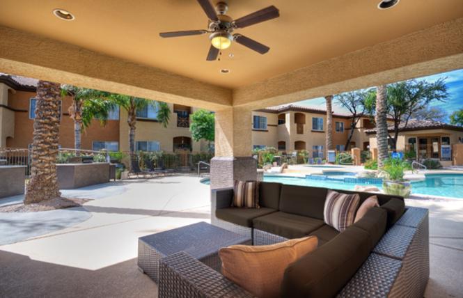 Camden Legacy Apartments Scottsdale Az