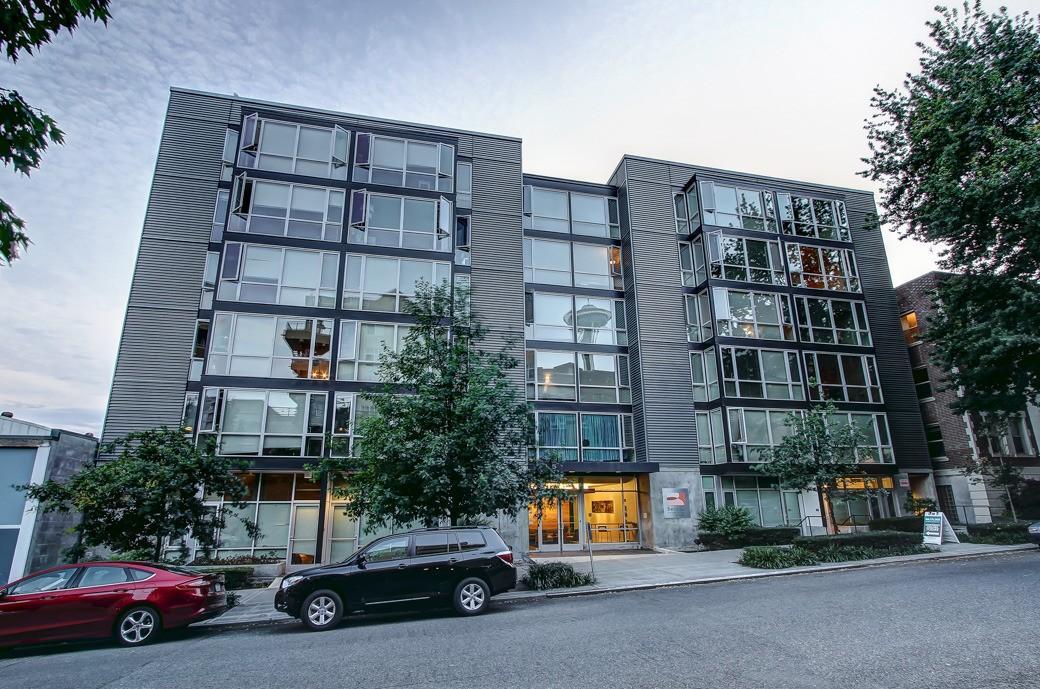 The Bernard Apartments, Seattle WA - Walk Score