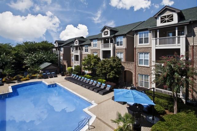 Camden Ballantyne Apartments Charlotte Nc