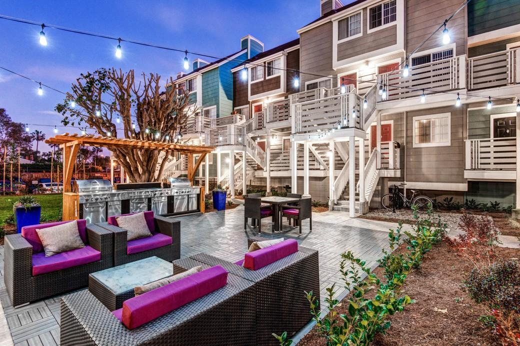 Huntington Breakers Apartments Huntington Beach Ca