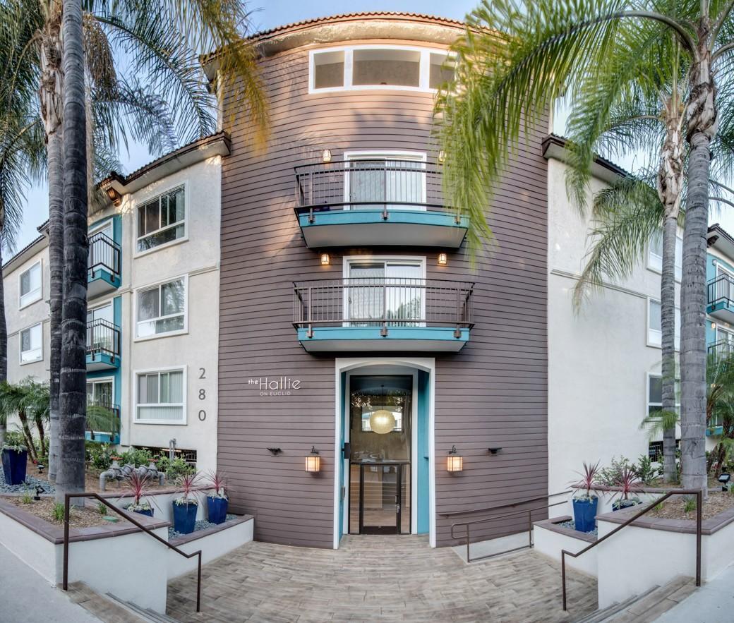 The Hallie Apartments Pasadena Ca Walk Score