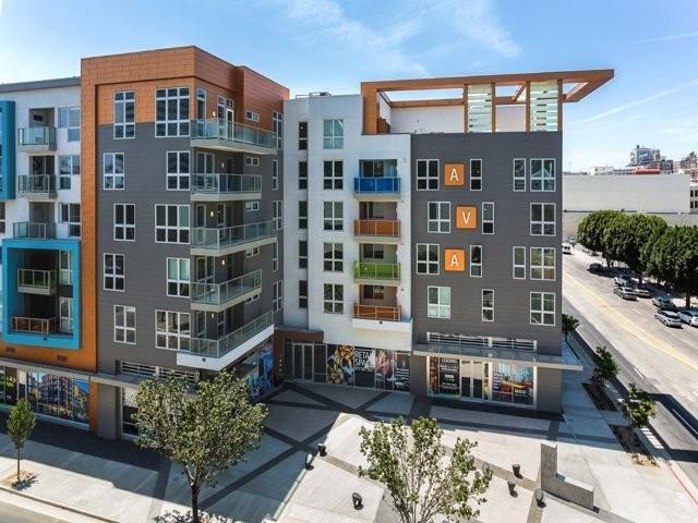AVA Little Tokyo Apartments, Los Angeles CA - Walk Score