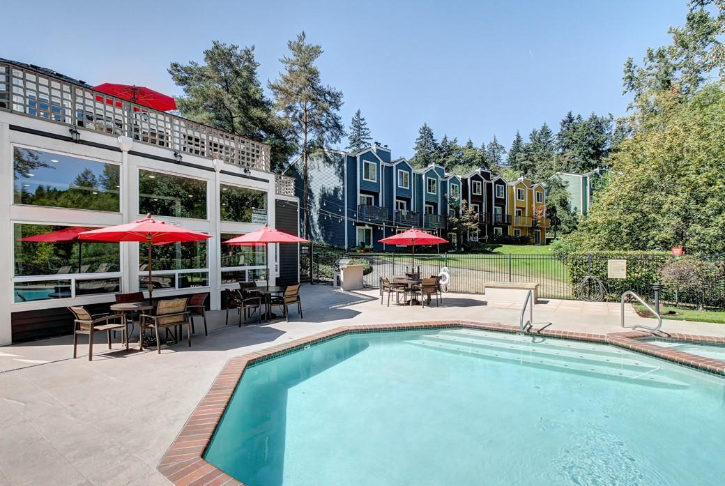 Village Apartments Bothell